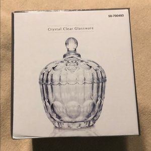 Other - Crystal clear glassware